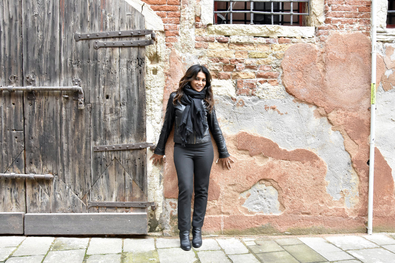 Dira Paes in Venice veneza brazilian movie